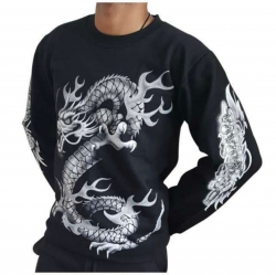 Sweatshirt Drache