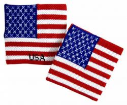 Schweißband USA Amerika
