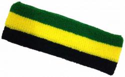 Stirnband Jamaika
