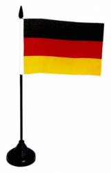 Tischfahne Deutschland Adler