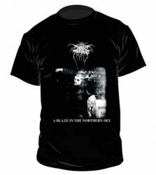 Darkthrone - A Blaze In The Northern Sky - T-Shirt
