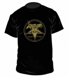 Venom - Welcome To Hell - T-Shirt