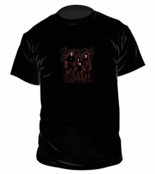 Immortal - Damned In Black - T-Shirt