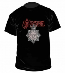 Saxon - Strong Arm of the Law - T-Shirt