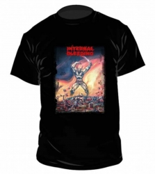 Internal Bleeding - Inhuman Suffering - T-Shirt