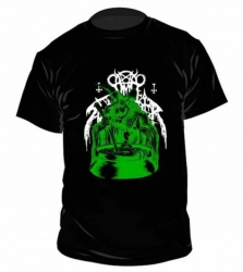Nunslaughter - Green Witch / He is My Guaridan - T-Shirt