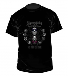 Symphony X - Underworld Tour - T-Shirt