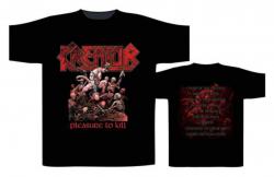 Kreator - Pleasure To Kill - T-Shirt