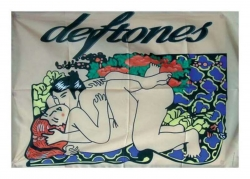Posterfahne Deftones | URPS106