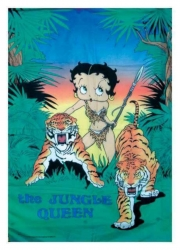 Posterfahne The Jungle Queen | URPS169