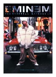 Posterfahne Eminem | URPOS211