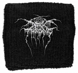 Schweißband Darkthrone Logo