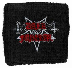 Schweißband Dark Funeral Logo