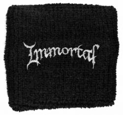 Schweißband Immortal Logo