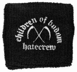 Schweißband Children Of Bodom Hatecrew