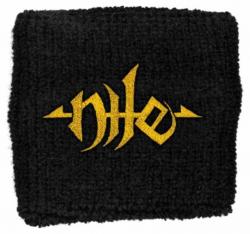 Schweißband Nile Gold Logo