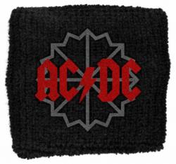 AC/DC Black Ice Logo Sweatband