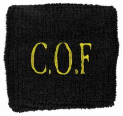 Schweißband Cradle of Filth Logo