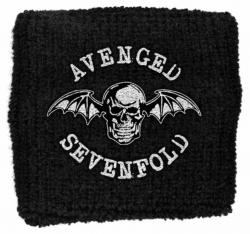 Schweißband Avenged Sevenfold Deathbat