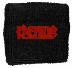 Schweißband Kreator Logo